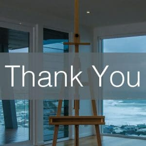 A big thank you for making the love of ART on-line auction a success