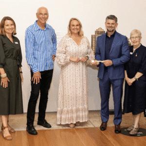 Foundation nominates Nick Mitzevich for City Ambassador Program