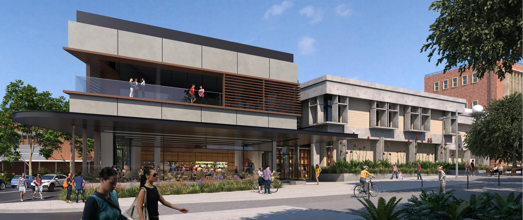 Newcastle art gallery expansion